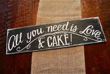 Cakes, Cupcakes & Brownies ♥♥ / by Shawnell Milbourn