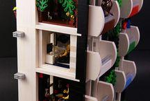 LEGO City - Main Street Hotel Ideas