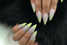 Nails art inspiratorom / Stylizacje paznokci