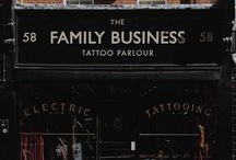 Tattoo Shop AU