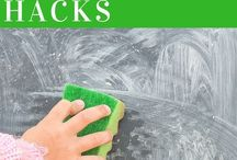 Easy DIY for the Classroom / Everyone is trying to DIY their classroom and save some money. Check out these ideas you can do to get your classroom looking cute yet practical.
