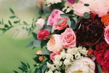 WEDDING BLOOMS / floral ideas for my girl Gina!!