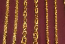 Fav gold chains pattern