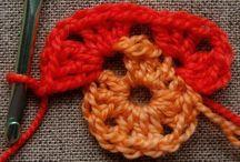 learn 2 crochet again / by Teresa Reid