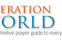 Prayer for: Nations & Persecuted Church
