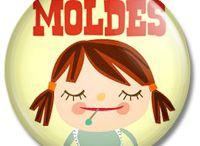 Moldes Feltro