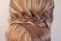 håropsætning
