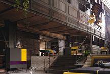 Industrial Living / Industriële stijl wonen bij Intieur Paauwe Zonnemaire