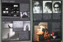 GCSE Photography Sketchbooks