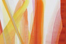 Nicola Stäglich / abstrakte Malerei