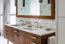 midcentury bathrooms