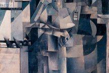 Arte astratta, Surrealismo, Cubismo