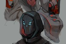 helmet / mask