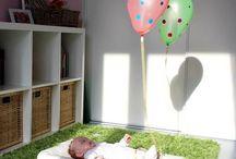 Éveil des bébés