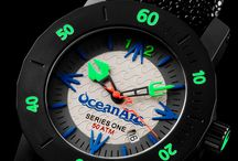 The Series One / The unique extreme watch from Oceanarc