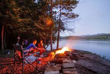 Adirondack Camping / Tips and info on low-impact camping in the Adirondacks. Some of our favorite campgrounds in the Adirondacks, and information on what to pack, see and do while camping in the Adirondacks.