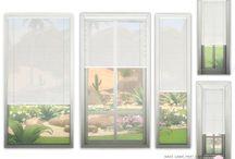 The Sims 4 Window&Door(CC)