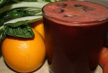 Juice It Blend It Drink It! / Nutritional and delicious beverages!