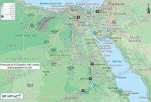 Egypt - a handful of tourist maps / Maps of Egypt produced by PCGraphics (UK) Limited. Find out more about our maps on our website (http://www.pcgraphics.uk.com) or on our other Pinterest Boards. Try our blog http://www.pcgraphics.uk.com/blog/