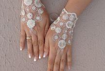 gant mariée