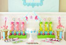 cumpleaños gimnasta