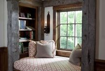 Nooks and Crannies / Filling spaces