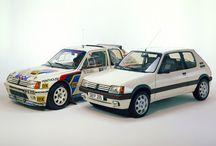RWD Rally Cars