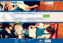 Buzzworthy News for BiggerBooks / Keep up-to-date with news about BiggerBooks!  / by BiggerBooks