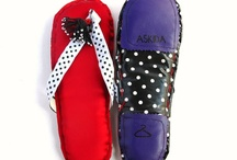 ASKIDA  Flipflops / by ASKIDA