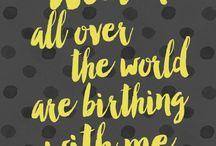 birth mantras