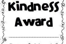 Awards and Recognition for Kindness and Service /  We feel it's important to recognize our kind kid volunteers for their service to others.  Look here for creative ways to recognize the kind heroes in your life.