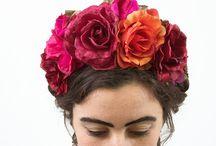 Flower hedbands