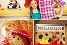Woody/Jessie Theme