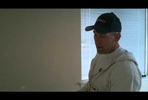 Interior Home Painting Tips / Various interior painting tips presented by The Idaho Painter on YouTube.  Videos include how to cut in like a pro,  laying out a wall, drywall patches, texturing, spraying ceilings and more. / by The Idaho Painter
