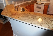 Minnesota Granite on Medium and White