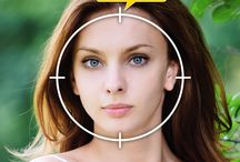 Face Age Detector- Face,Age / This application is very easy to use simply by using photos and clip detection will automatically measure how old you are and your age based on facial lines and some other algorithms.