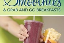 Smoothies/ no alcohol drinks