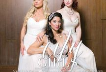 """City Girls - A Real Weddings Cover Model Contest Finalist Photo Shoot Feature / From the """"City Girls"""" cover model contest finalist photo shoot feature in the Summer/Fall 2015 issue of Real Weddings Magazine, Photography by Dee & Kris Photography © Real Weddings Magazine, www.realweddingsmag.com. For a full list of vendors on this photo shoot, and to see more photos, go to:  http://www.realweddingsmag.com/sacramento-wedding-inspiration-city-girls-a-real-weddings-cover-model-finalist-photo-shoot-the-layout/"""