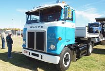 Golden Oldies Truck Show 2014 / A selection of trucks from the 2014 show