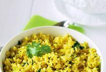 Food Blogger RICE recipes
