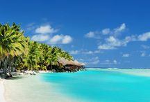The Cook Islands Aitutaki