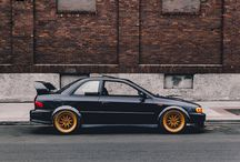Subaru wrx thoughts/project