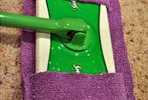 cleaning ideas and products / by Beth Bland Lansinger