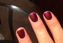 Girly Nails / by Erin Sales