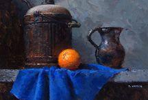 Art Painter David Cheifetz
