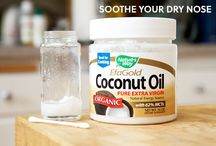 coconut oil / by Lori Sorensen Jensen