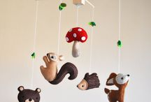 Mushrooms / Fun and whimsical mushrooms found around and about:D