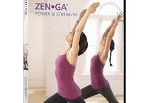 ZEN•GA™ / ZEN•GA™ is a synergistic blend of mind-body modalities, supported by exercise science and the newest findings in fascial fitness.  ZEN represents the search for inner discovery, while YOGA symbolizes a pathway to reach it. Together they form ZEN•GA, which is based on Four Mindful Movement Principles: breath, support, yield and flow.  / by MERRITHEW™