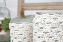 Crochet Tarros forrados