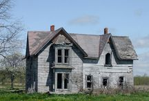Old  Houses / by Lori-Dawn Pollock